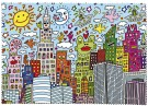 Putsduk microfiber. James Rizzi - New York City