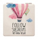 Fickspegel Follow Your Dreams Air Balloon